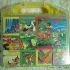 Puzzles: PUZZLE DE CUBOS BAMBI (DISNEY): 6 PUZZLES EN 1. Lote 39867588