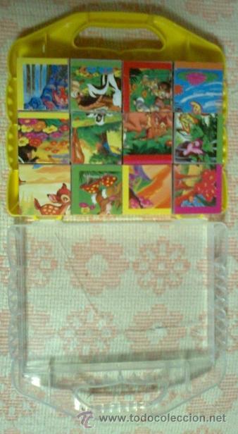 Puzzles: Puzzle de cubos Bambi (Disney): 6 puzzles en 1 - Foto 3 - 39867588