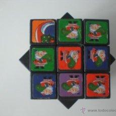 Puzzles: CUBO DE RUBIK -DIBUJOS DE PAPA NOEL-. Lote 39905959