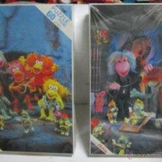 Puzzles: 2 PUZZLES FRAGGLE, 60 PIEZAS, EN CAJA. CC. Lote 40550927