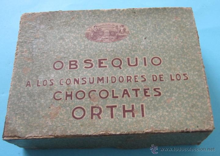 Puzzles: PUZZLE ROMPECABEZAS FUTBOL. BARCELONA, SABADELL, SANS, EUROPA. CHOCOLATE CHOCOLATES ORTHI, TARRAGONA - Foto 5 - 40629577