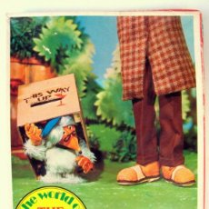 Puzzles: JIGSAW PUZZLE - THE WORLD OF THE WOMBLES - MADE IN ENGLAND 1974. Lote 41049109