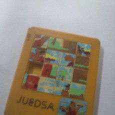 Puzzles: MINI PUZLE JUEDSA - PICAPIEDRA. Lote 29319140