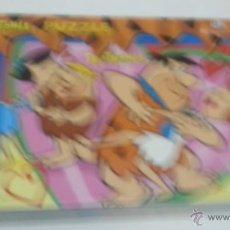 Puzzles: PUZZLE LOS PICAPIEDRA-THE FLINTSTONES-WELLSEASON-260 PIEZAS-PRECINTADO-1910 424.. Lote 41860761