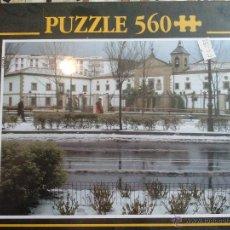 Puzzles: PUZZLE DE 560 PIEZAS DE LASARTE - ORIA . Lote 43198892