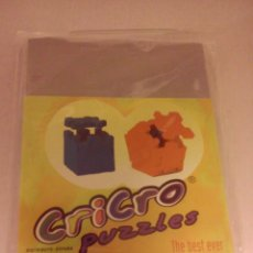 Puzzles: PUZZLE CRICRO GRIS. Lote 43493016