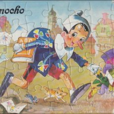 Puzzles: PUZZLES FHER. PINOCHO. (31X24). Lote 44323049