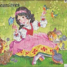 Puzzles: PUZZLES FHER. BLANCANIEVES. (31X24). Lote 44323057