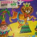 Puzzles: PUZZLE DE DIDACTA EL CIRCO. Lote 44396474