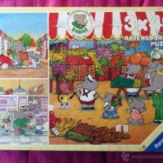 Puzzles: PUZLE RAVENSBURGER PUZZLE Nº 09 243 7 NUEVO PRECINTADO DE 1992 . Lote 44663838