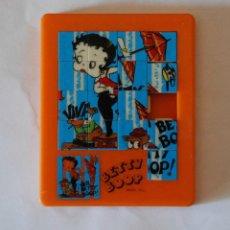 Puzzles: PUZZLE ROMPECABEZAS BETTY BOOP ANDREFER AÑOS 80. Lote 131378787