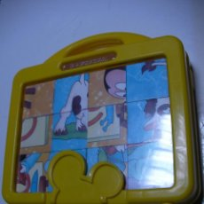 Puzzles: PUZZLE CUBOS DISNEY. Lote 46489621