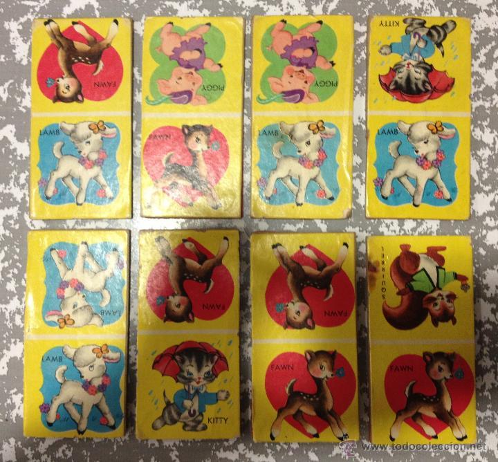 ROMPECABEZAS,PUZZLE,AÑOS 50,AMERICANO,USA,MUY BONITO,ES EL DE LAS FOTOS (Juguetes - Juegos - Puzles)