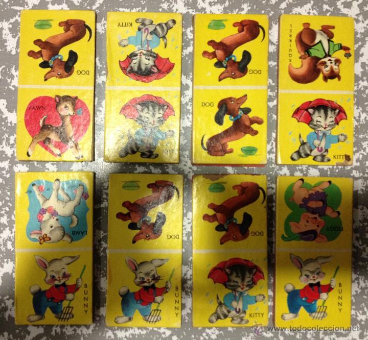 Puzzles: Rompecabezas,Puzzle,años 50,americano,USA,muy bonito,es el de las fotos - Foto 2 - 46657354