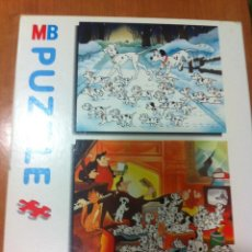 Puzzles: PUZZLE 101 DALMATAS WALT DISNEY DE MB. Lote 46713370