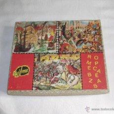 Puzzles: ANTIGUO ROMPECABEZAS / PUZZLE VERMIHE (3 LAMINAS). Lote 46837235