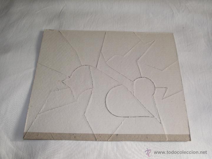 Puzzles: ANTIGUO ROMPECABEZAS / PUZZLE VERMIHE (3 LAMINAS) - Foto 4 - 46837235