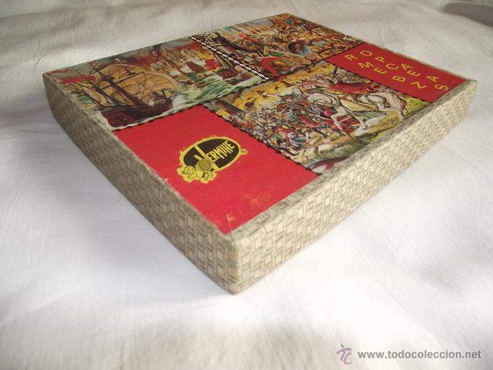 Puzzles: ANTIGUO ROMPECABEZAS / PUZZLE VERMIHE (3 LAMINAS) - Foto 10 - 46837235