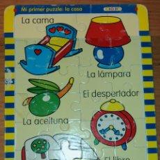 Puzzles: PUZZLE - MI PRIMER PUZZLE: LA CASA 24 PIEZAS. Lote 47261181