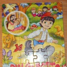 Puzzles: PUZZLE - PULGARCITO 24 PIEZAS. Lote 49945991