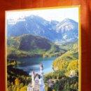 Puzzles: PUZLE 1000 PIEZAS PAISAJE ALEMANIA CASTILLO. Lote 47591367