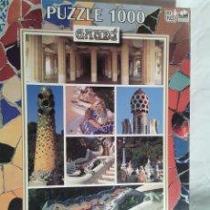 Puzzles: PUZZLE GAUDÍ - EDUCA. 1000 PIEZAS.. Lote 47926793
