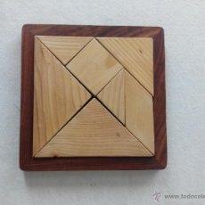 Puzzles: TANGRAM. Lote 48162625