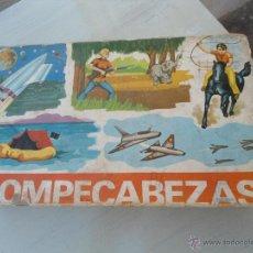 Puzzles: ROMPECABEZAS BORRAS. Lote 48284399
