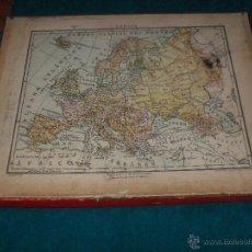 Puzzles: SUCESORES DE HERNANDO, PUZZLE MAPA DE EUROPA POLITICA.. Lote 48714453