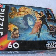 Puzzles: ANTIGUO PUZLE STAR WARS - LA GUERRA DE LAS GALAXIAS - COMO NUEVO . Lote 49256855