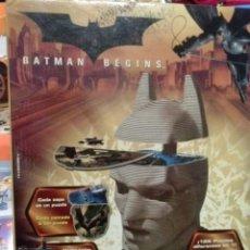 Puzzles: ESCULTURA PUZZLE 3D BATMAN BEGINS. Lote 131403206