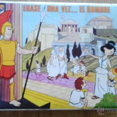 Puzzles: ERASE UNA VEZ... EL HOMBRE - OPORTUNIDAD-PUZLE. Lote 49598102