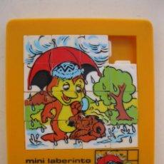 Puzzles: PUZZLE MINI LABERINTO - REF. 444 - PETETE - AÑOS 80.. Lote 49689221