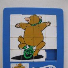 Puzzles: PUZZLE CIRCOJUEGOS - CHAMBURCY - AÑOS 80.. Lote 49689316