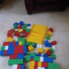 Puzzles: JUEGO DE CONSTRUCCIÓN MOLTÓ. Lote 50111010