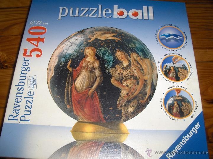 Puzzle ball 540 piezas la primavera botticelli comprar puzzles puzzle ball 540 piezas la primavera botticelli gumiabroncs Choice Image
