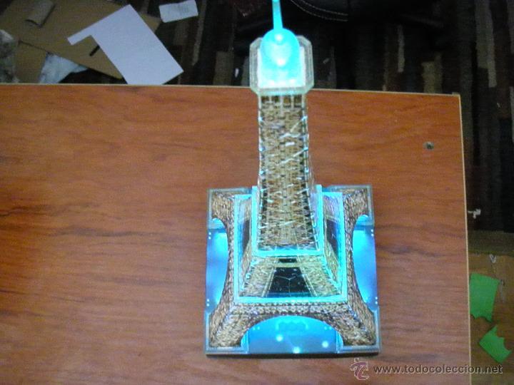 Puzle puzzle 3d torre eiffel edici n noche como comprar for Edicion 3d online