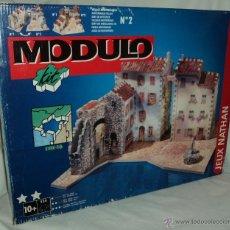 Puzzles: PUZZLE 3D JEUX NATHAN - 534 PIEZAS - VILLAGE MEDITERRANÉEN Nº 2. Lote 50636175