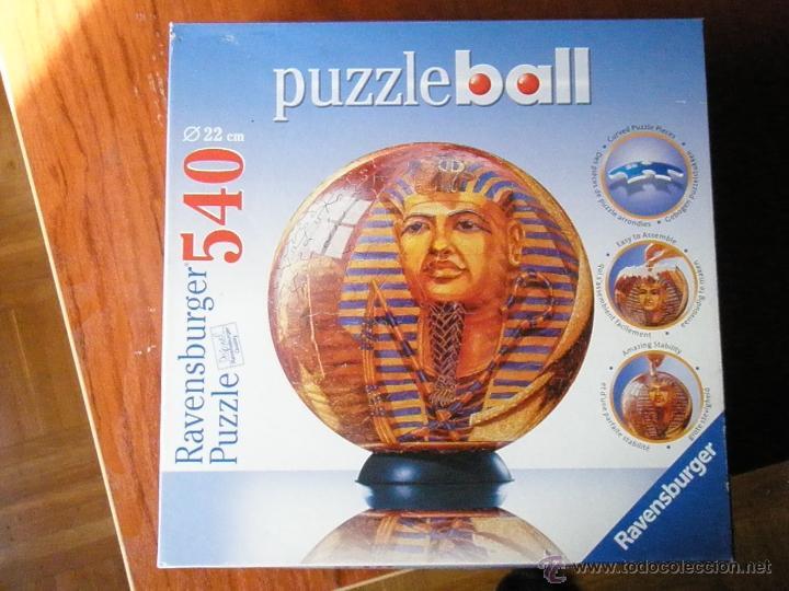 Puzzles: PUZZLE PUZZLE-BALL EGIPTO - Foto 6 - 50890913