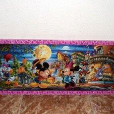 Puzzles: PUZZLE INFANTIL DISNEY ENMARCADO 103 X 38 CM. 1000 PIEZAS. Lote 50904267