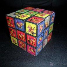 Puzzles: CUBO DE RUBIK DEL OSO WINNIE DE POOH DISNEY. Lote 51238058