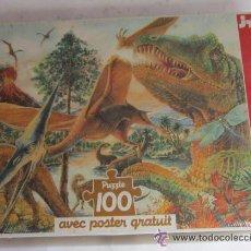 Puzzles: PUZZLE AVEC POSTER GRATUIT, 100 PIEZAS, EN CAJA. CC. Lote 51258432