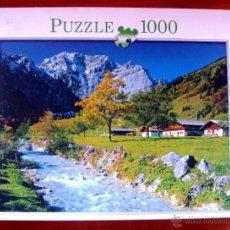 Puzzles: PUZZLE 1000 PIEZAS SUIZA. Lote 51885969