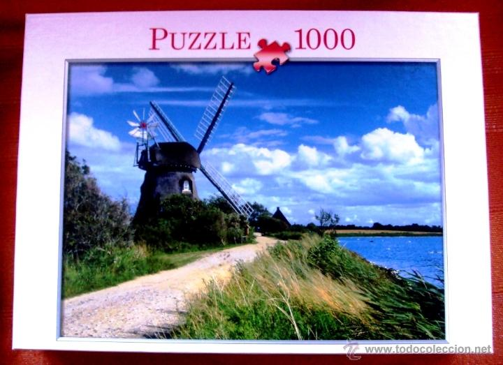 PUZZLE 1000 PIEZAS HOLANDA MOLINO (Juguetes - Juegos - Puzles)