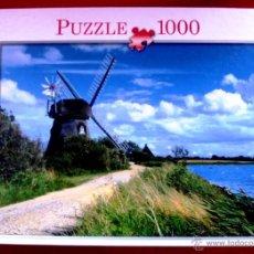 Puzzles: PUZZLE 1000 PIEZAS HOLANDA MOLINO. Lote 51885991