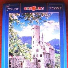 Puzzles: PUZLE MARCA JIGSAW 1500 PIEZAS CASTILLO DE ALEMANIA. Lote 51886302