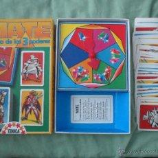 Puzzles: MATE EL JUEGO DE LOS TRES PODERES EDUCA 1993 COMO NUEVO 5 A 8 AÑOS. Lote 51919566