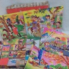 Puzzles: ANTIGUO ROMPECABEZAS PUZZLE PUZLE AÑOS 60 . Lote 52445645