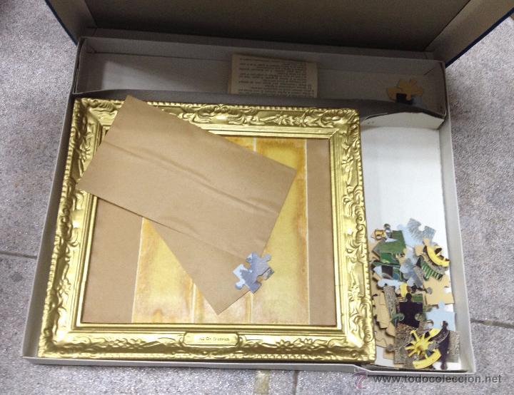 Puzzles: TRUCOLOR. PICTURE JIG-SAW. VETERAN CAR. PUZZLE COCHE ANTIGUO. Nº 3. 1902. DE DIETRICH - Foto 2 - 53214525
