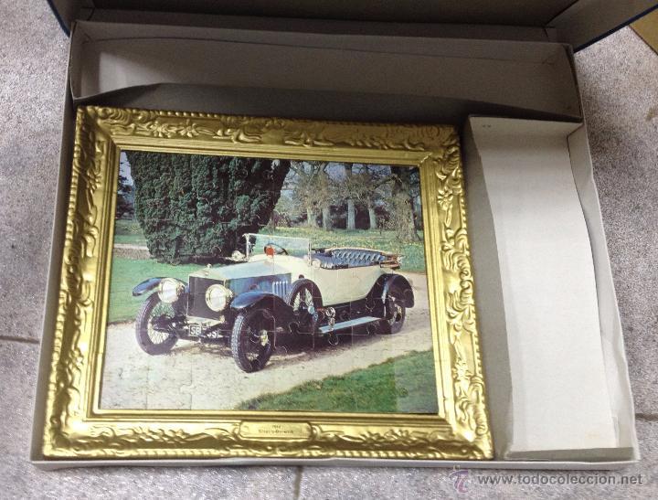 Puzzles: TRUCOLOR. PICTURE JIG-SAW. VETERAN CAR. PUZZLE COCHE ANTIGUO. EL DE LA FOTO - Foto 2 - 53214531